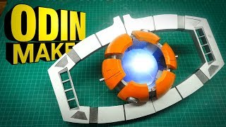 Odin Makes: The Matrix of Leadership from Transformers: The Movie