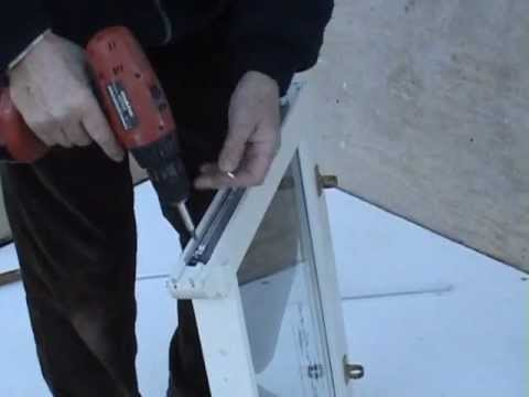 SwifSash Window Balance Installation