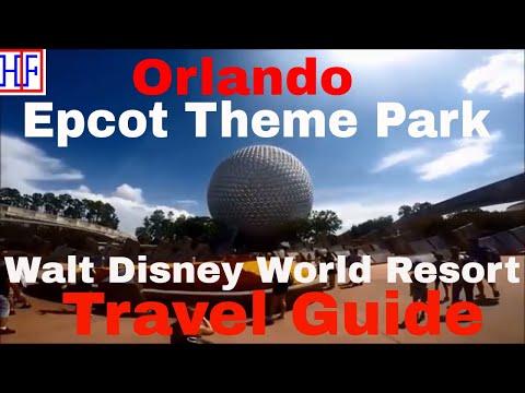 Orlando | Epcot – Disney Theme Park | Travel Guide | Episode# 7