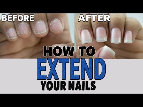 How to Extend Your Nail