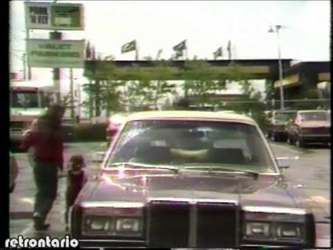 Park N Fly Toronto 1984