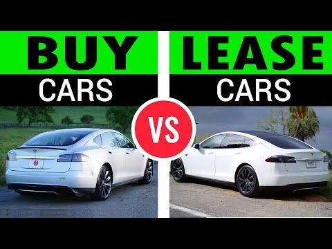 Buy vs Lease: Pros & Cons