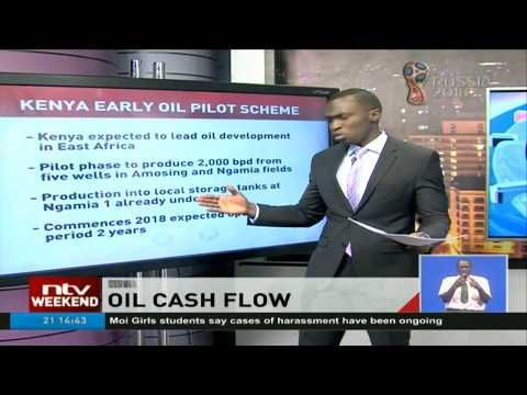 Kenya to invest an estimated Ksh.10 trillion in oil, gas exports in the next 15 years