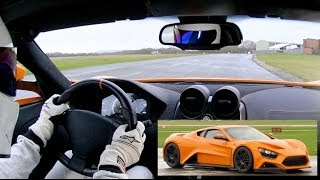 TOP GEAR Exclusive #StigCam: Zenvo ST-1, s21 Ep 3 BBC AMERICA