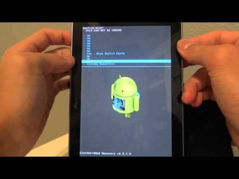 How To Flash / Get AOKP Jelly Bean Build 1 on the Nexus 7