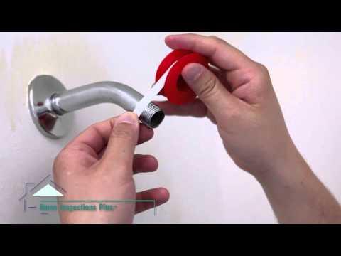 DIY Tip#39 Hand Held Shower Head Installation