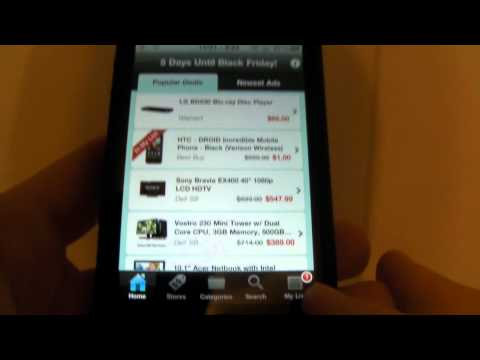 Prepare for Black Friday Deals with your iPhone, iPod Touch, & iPad