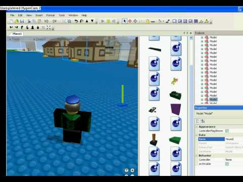 ROBLOX: How To Make A Something Regenerate