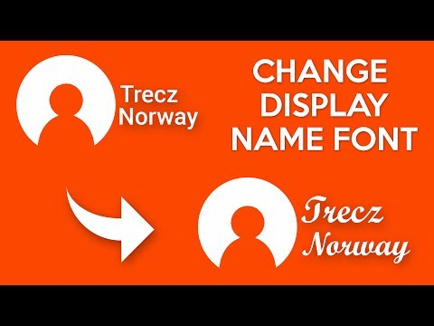 How to Change SoundCloud Display Name Font