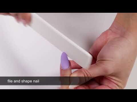 Dip Powder Nails: How to do a Fill