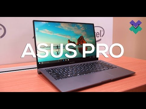 ASUS Pro (B9440) - The World's Lightest Business Laptop!