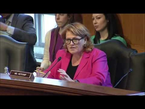 Heitkamp Pushes to Improve Public Education for Native American Students
