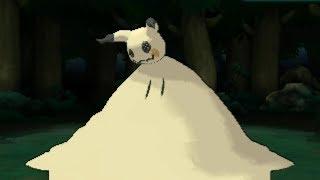 Mimikyu's Exclusive Z-Move Unveiled in Pokémon Ultra Sun and Pokémon Ultra Moon!