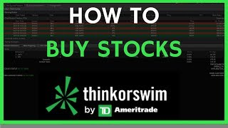 Best Thinkorswim Setup