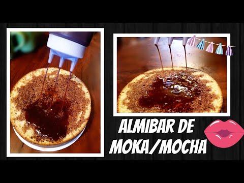 Almibar de moka /mocha