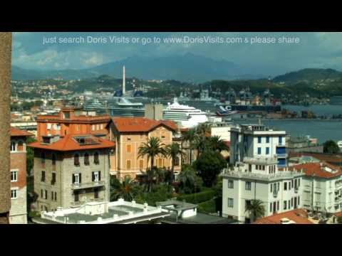 La Spezia Port Guide, video report by Jean for Cruiser Doris Visits