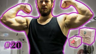 Chest, Biceps Stomach & Neck Gym Workout & Box opening, Review CPL Filter and Canon EF S 24mm f2 8