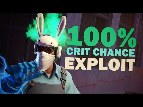 TF2 Exploit - 100% Crit Chance