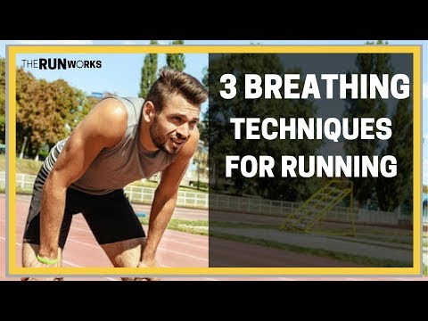 3 Breathing Techniques for Running