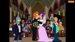Futurama: Fry and Leela