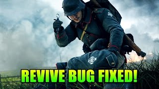 Revive Bug Fixed! - This Week in Gaming | FPS News