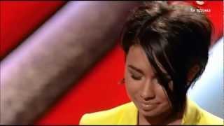 X-Factor 3 Ukraine Julia Plaksina - Euphoria (Loreen)