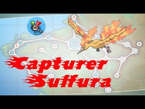 Comment capturer SULFURA
