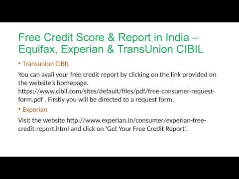 Credit Bureaus India