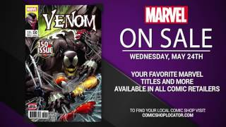 Marvel NOW! Titles for May 24th