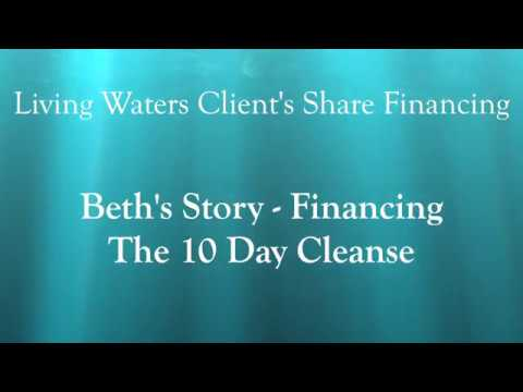Financing - How She Was Able To Afford The 10 Day Cleanse