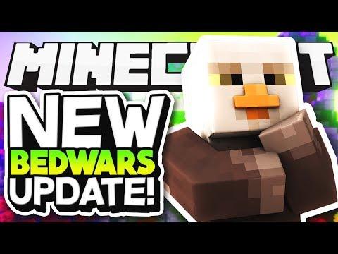 NEW BED WARS UPDATE! | Minecraft