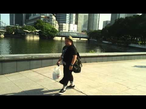 Blood Type A Goes To Singapore - Day 3 - We Found Esplanade