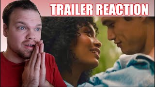The Sun Is Also A Star Trailer Reaction