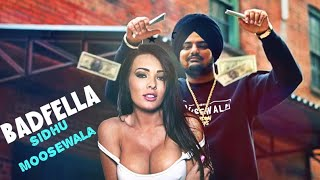 BADFELLA - Sidhu Moosewala ( PBX1 Album ) Latest Punjabi songs
