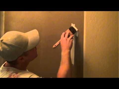 How to Paint a Perfectly Straight Line On a Wall