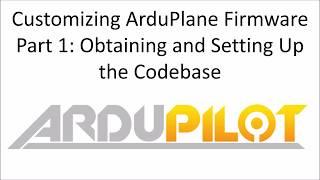 How to Build ArduPilot Source Code for Pixhawk - PakVim net HD