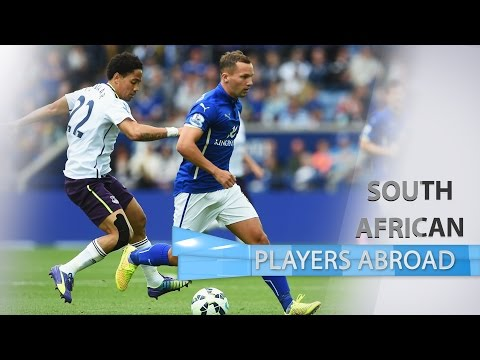 SA Players Abroad  August 18