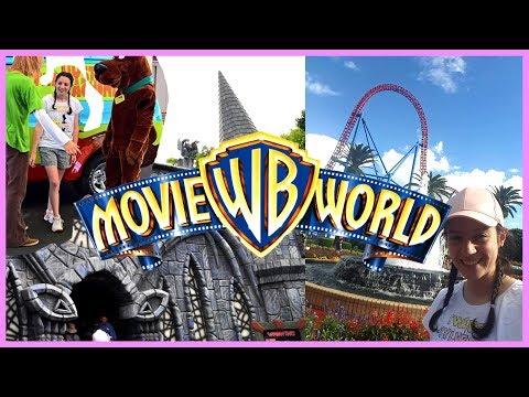 WARNER BROS. MOVIE WORLD 2018!!  Gold Coast, Australia 😍😍😍