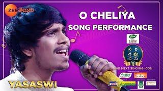 Yasaswi MUST WATCH Performance | O Cheliya by Yasaswi |  SA RE GA MA PA The Next Singing ICON