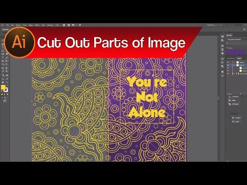 Adobe Illustrator Use Parts of an Image – How to Cut Out Parts of an Image