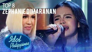 "Zephanie Dimaranan performs ""Isa Pang Araw"" | Live Round | Idol Philippines 2019"