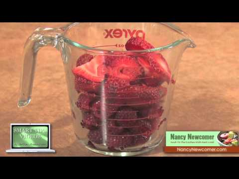 Smart Tips - How To Make Easy, Healthy Popsicles by Nancy Newcomer