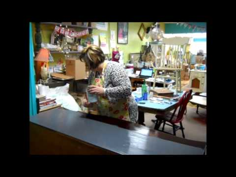 The Purple Painted Lady Basic Painting Tips
