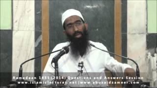 Sudarne ke baad Haram kamai ka kya kare | Abu Zaid Zameer