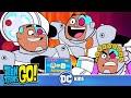Download Teen Titans Go! | Go Go Cyborg Gadgets | DC Kids MP3,3GP,MP4