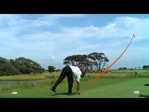 2012/08/11 - Tiger Woods Iron Protracer