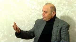 ლევან ბერძენიშვილის ლექცია მხატვრული ცოდნის შესახებ [1 ნაწილი]
