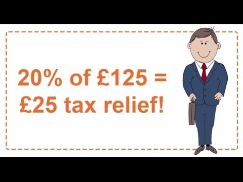 How to claim tax relief on UK charitable donations - higher rate taxpayers