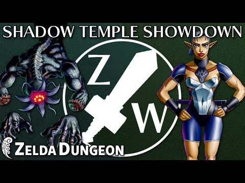 Shadow Temple Showdown - Zelda Warfare