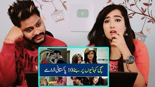 Indian Reaction On 10 Pakistani Dramas Based on True Stories